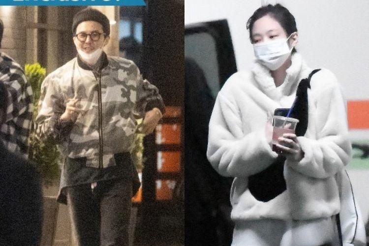 Jennie dan G-Dragon Dikabarkan Berpacaran