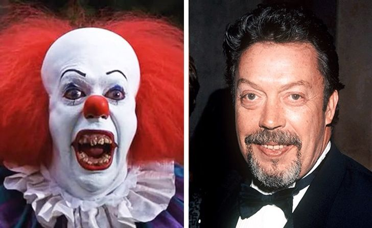 Pennywise - Tim Curry 'It', 1990