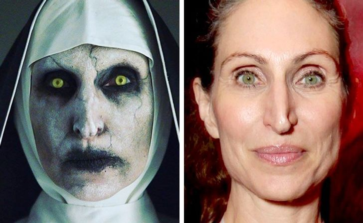 Valak - Bonnie Aarons 'The Conjuring 2' 2016
