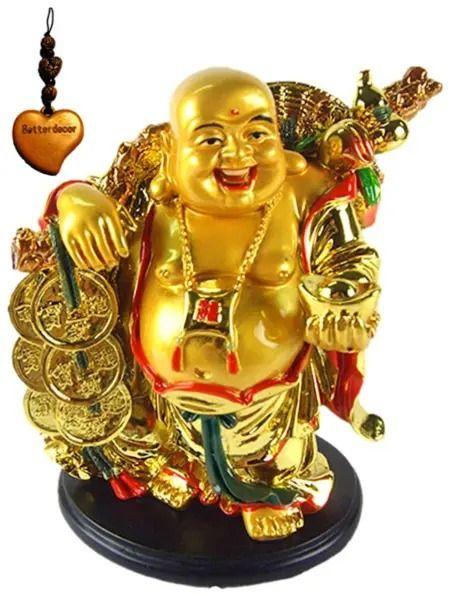 Patung Buddha.
