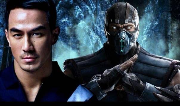 Joe Taslim dalam film Mortal Kombat