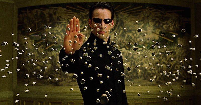 Neo di film The Matrix