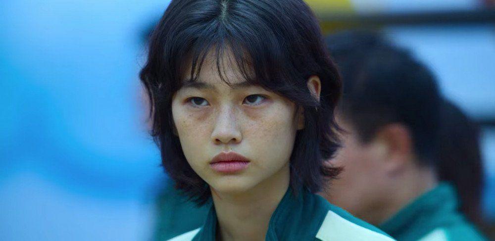 Jung Ho Yeon dalam drama Korea Squid Game