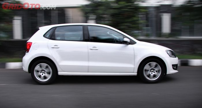 Ilustrasi VW Polo