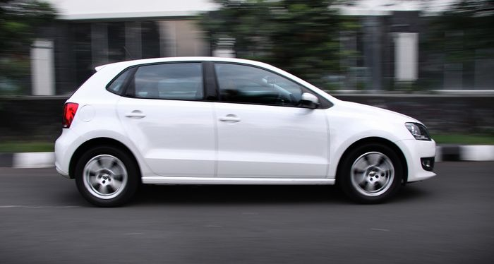 Volkswagen Polo Mk5 hadir di Indonesia sejak tahun 2011