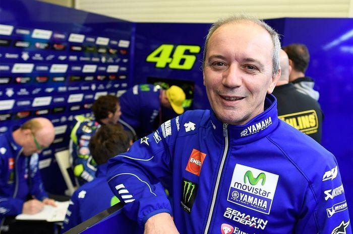 Luca Cadalora salah satu pembalap berprestasi tapi tidak pernah juara dunia