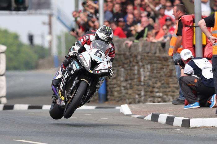 Ajang balap paling ganas di dunia, Isle of Man TT