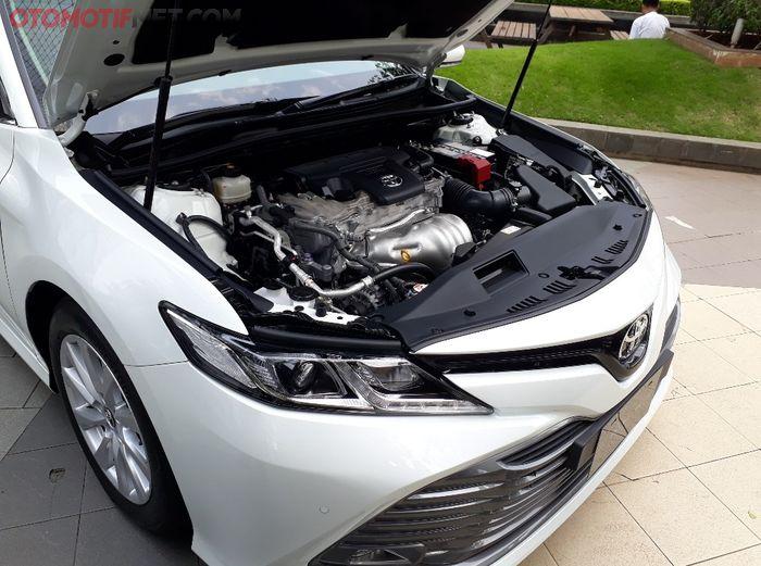 Mesin Toyota All New Camry 2.500 cc untuk tipe G dan V