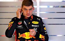 Jajal Mesin Honda di Tes Barcelona, Max Verstappen Mengaku Puas