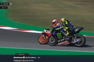 Bos MotoGP Akui Konflik Rossi-Marquez Sejak Sepang Clash 2015 Belum Usai