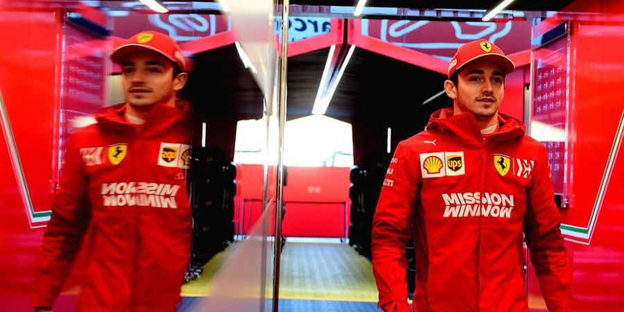 F1 GP Rusia 2019 - Charles Leclerc Menilai Pole Position Tidak Ideal
