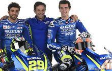 Suzuki Kehilangan Hak Konsesi di MotoGP 2019, Bossnya Malah Bangga?