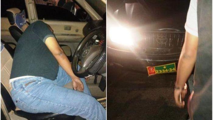 Letkol CPM Dono Kuspriyanto tewas ditembak saat mengendarai mobil Toyota Kijang nomor pelat 2334-34
