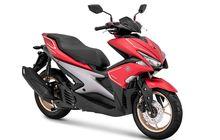 Nih Warna Baru Yamaha Aerox, Lebih Atraktif Harga Naik Tipis