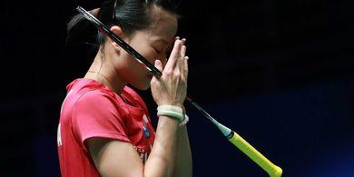 Hasil China Open 2019 - Fitriani Kalah, Indonesia Nol di Tunggal Putri