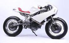 Honda CBR250RR Makin Menawan Bergaya Cafe Racer Klasik 70an