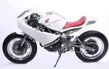 Dimodifikasi Ala Cafe Racer Jadul, Honda CBR250RR Ini Sukses Bikin Terpana