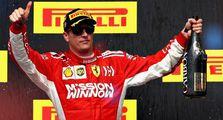 Terbongkar, Alasan Kimi Digusur Dari Ferrari, Dipendam 8 Musim