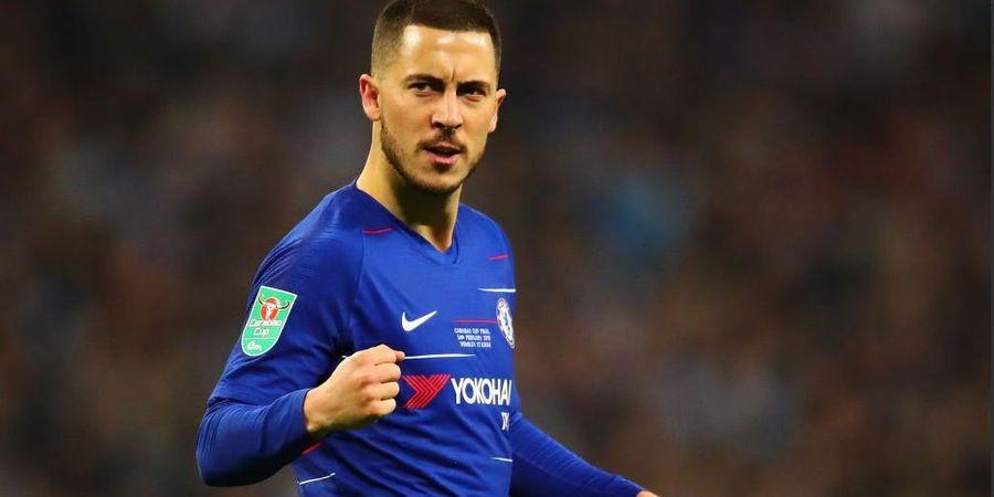 5 Hal yang akan Terjadi kalau Eden Hazard Tak Tinggalkan Chelsea