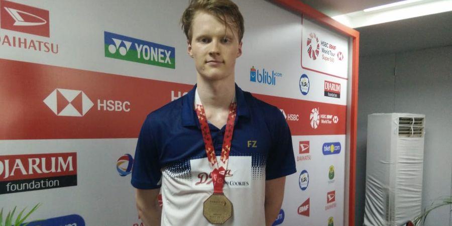 Juara Indonesia Masters 2019 asal Denmark Ingin Ulangi Kejutan di Istora Senayan