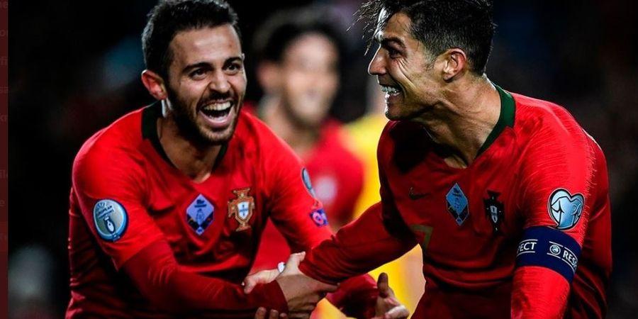 Cristiano Ronaldo Pensiun, Muncul 1 Kandidat Kuat Suksesornya di Timnas Portugal