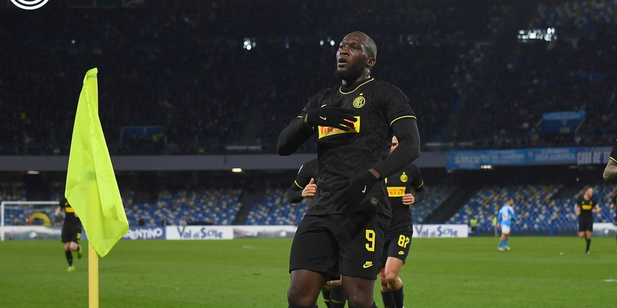 Cetak Brace, Lukaku Sekaligus Ukir 2 Rekor Besar untuk Inter Milan