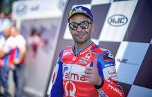 Wah! Ada Perbedaan Signifikan Antara Tim Pramac dengan Tim Pabrikan Ducati Menurut Danilo Petrucci