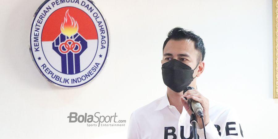 Liga 2 Tak Kunjung Kick-off, Raffi Ahmad Mulai Pusing Urus RANS Cilegon FC