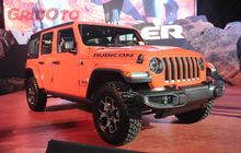 Wow! Ternyata Segini Angsuran Kredit All New Jeep Wrangler JL