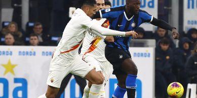 Susunan Pemain Inter Milan Vs Barcelona - Duet Striker Terbaik Serie A Beraksi