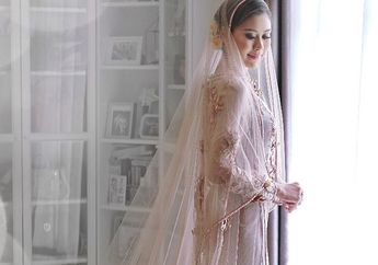 Jelang Pernikahan, Syahnaz Masih Sempat Shooting dan Lakukan Hal Ini