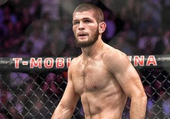 Rumor Duel Khabib Nurmagomedov vs Mayweather, Presiden UFC: Nggak Usah Dipeduliin!