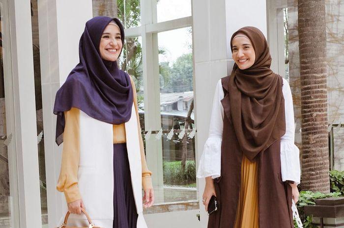 Ini Rekomendasi Pleated Skirt Murah ala Zaskia dan Shireen Sungkar