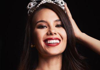 Sabet Gelar Miss Universe 2018, Simak 4 Fakta Menarik Catriona Gray