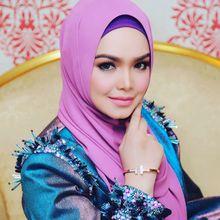 Demi Konser Tunggal, Siti Nurhaliza Rela Bersepeda 30 Km Selama Sebulan