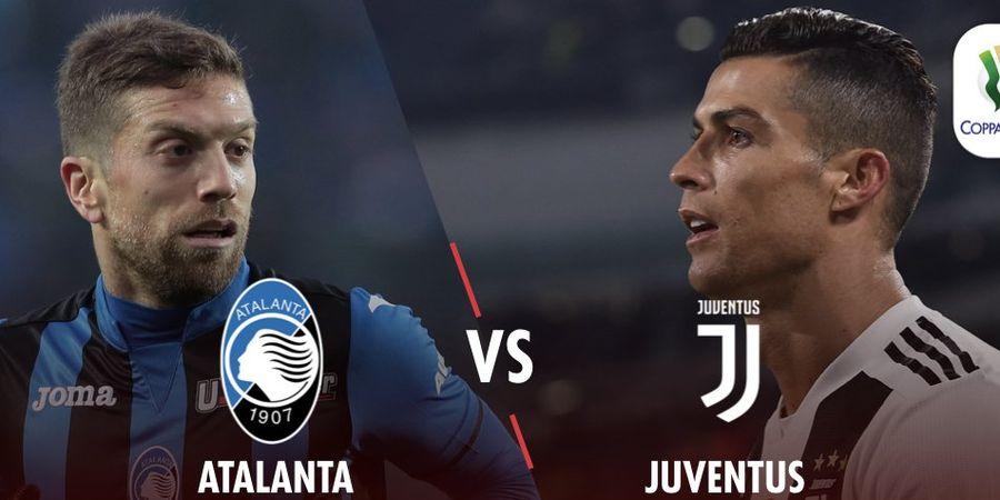 Mainkan Eks Pemain Inter Milan, Juventus Apes  di Kandang Atalanta