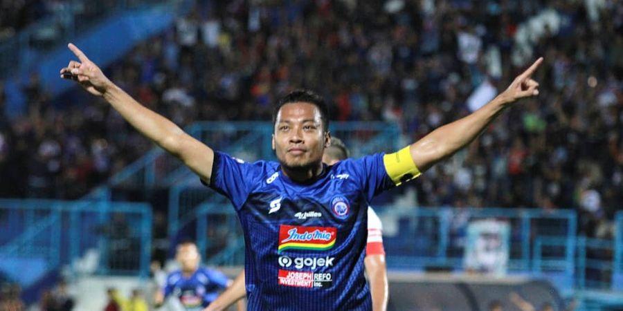 Hamka Hamzah Isyaratkan Liga 1 2019 Jadi Musim Terakhirnya Bermain