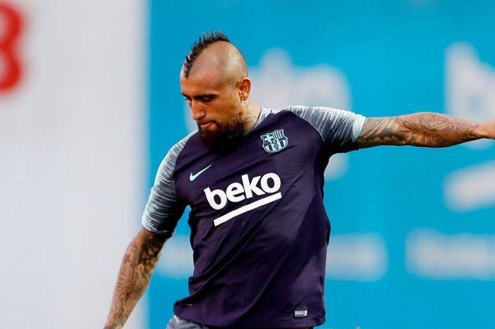 Pemain Barcelona, Arturo Vidal terancam hukuman penjara akibat terseret ulah masa lalu