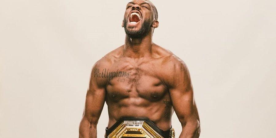 Terkesima pada Amukan Jan Blachowicz, Petarung Terbaik UFC Tertarik Jilat Ludahnya Sendiri