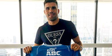 Persib dan Sriwijaya FC Sudah Sepakat soal Kepindahan Fabiano Beltrame