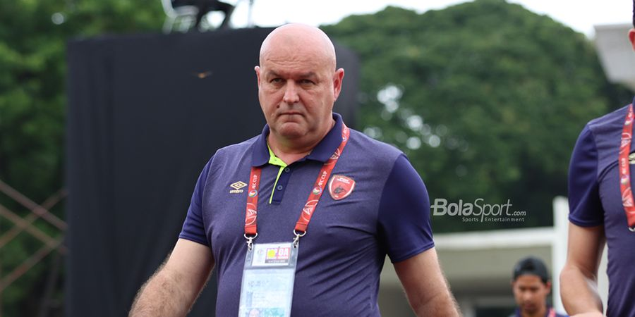 Pilih Balik ke Malaysia,  Eks Pelatih PSM Makassar Cuma Dapat Kontrak Singkat