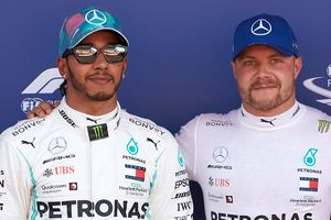 Bos Red Bull Sebut Mercedes Jadi Tim Favorit Juara pada GP Monaco