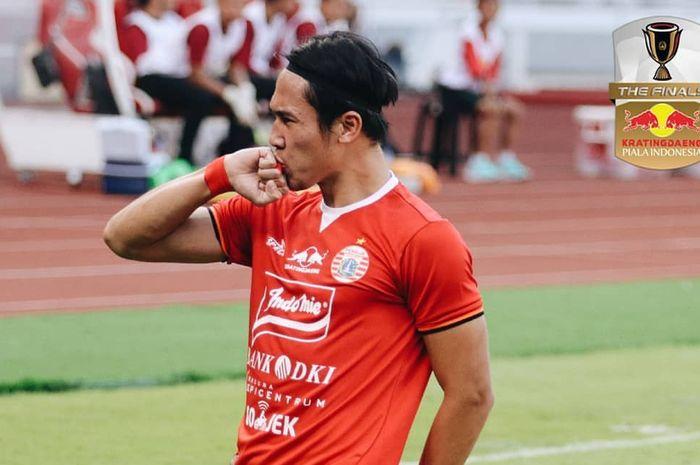 Cetak Gol di Final Piala Indonesia Jadi Momen Terindah Bek Persija Ryuji  Utomo - Bolasport.com