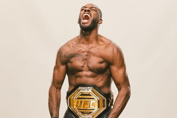 Petarung lawas tapi anyaran di kelas berat UFC, Jon Jones.