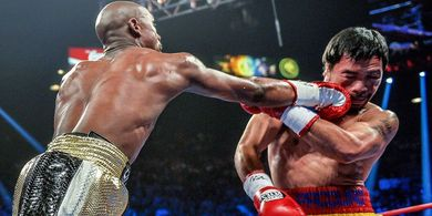 Conor McGregor Hati-hati, Manny Pacquiao Bisa Dibajak Mayweather