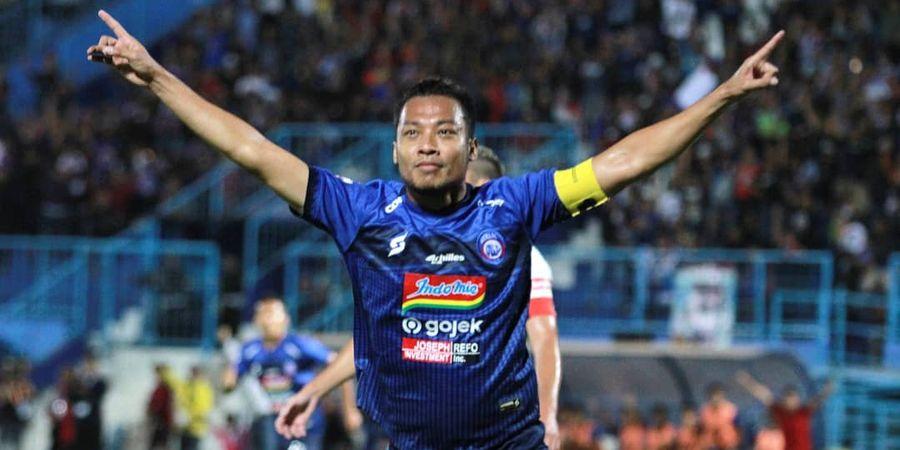 Hamka Hamzah Akan Berseragam Persita di Liga 1 2020