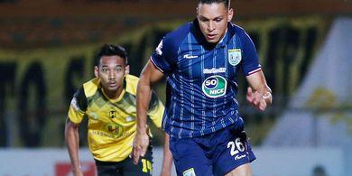 Barito Putera Diimbangi 10 Pemain Persela di Liga 1 2019