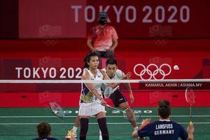 Olimpiade Tokyo 2020 - Jadi Peserta Pertama yang Gugur, Begini Kata Pasangan Perak Olimpiade Rio 2016