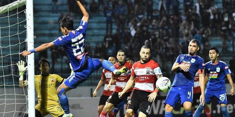 Sempat Unggul, PSIS Semarang Kalah di Kandang dari Madura United