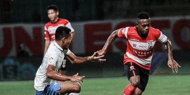 Meski Tanpa Pelatih, Madura United Masih Terlalu Perkasa untuk PSIS